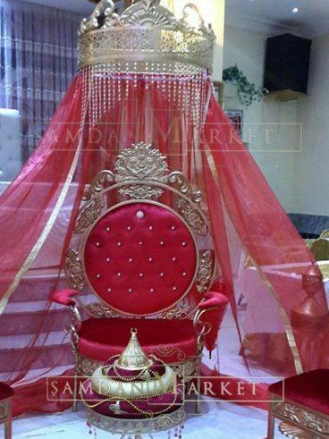 Kına Tahtı 15 – Kırmızı Set 1