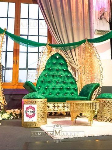 Sultan der Ort Yeşil