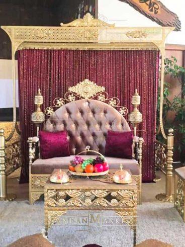 Pudra Şeker Kına Tahtı Set